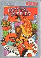 Crystal Castles : Bentley Bear's A-Maze-Ing Adventures