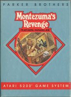 Montezuma's Revenge : Featuring Panama Joe