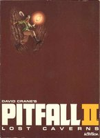 David Crane's Pitfall II : Lost Caverns