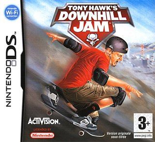 Tony Hawk's Downhill Jam