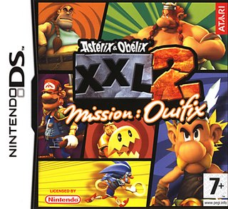 Asterix & Obelix XXL 2 : Mission Ouifix