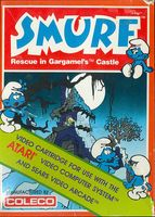 Smurf : Rescue In Gargamel's Castle