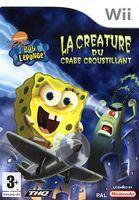 Bob L'Eponge : La Creature du Crabe Croustillant