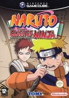 Naruto : Clash of Ninja European Version