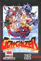 Voltage Fighter : Gowcaizer