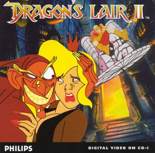 Dragon's Lair 2 : TimeWarp