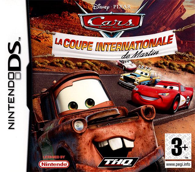 Jeu video Cars : La Coupe Internationale De Martin sur DS - 0 - images