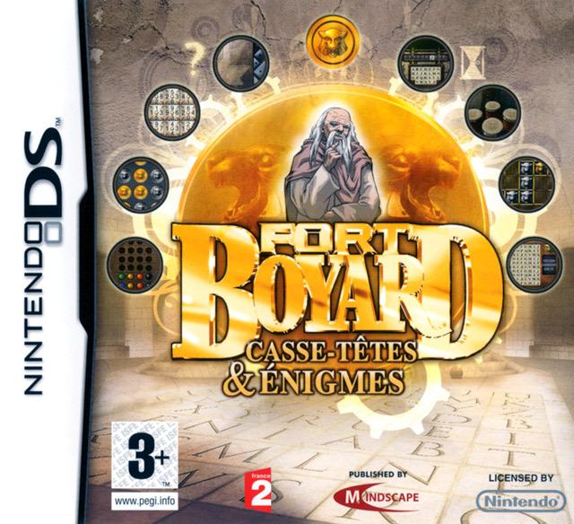 Jeu video Fort Boyard : Casse-tête & Enigmes sur DS - 0 - images