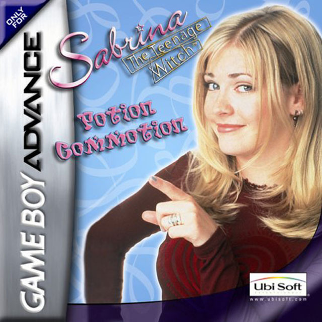 Sabrina l'Apprentie Sorcière : Potion Commotion GBA