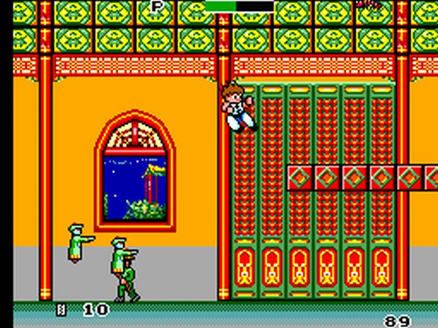 Jeu video California Games 2 sur Master-System - 6 - images, jaquette