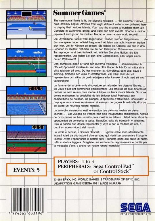 Jeu video Disney's Aladdin sur Master System - 3 - images ...