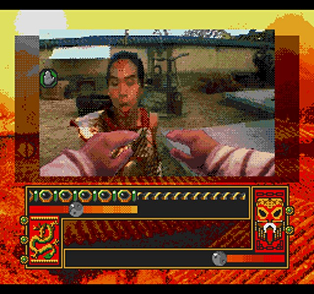 Supreme Warrior 32X sur Mega-CD - Sega CD - 13 - images