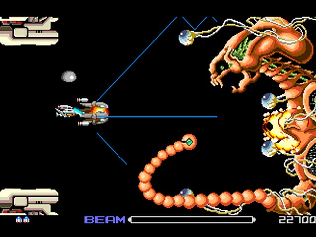 R-Type : Complete CD sur PC-Engine CD Rom - 6 - images