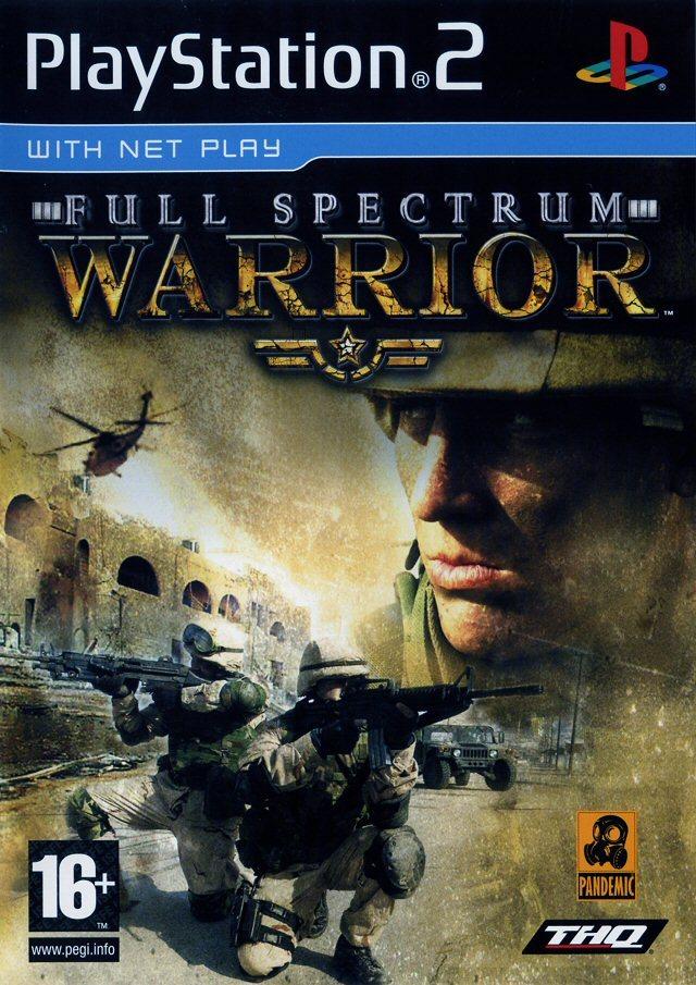 Jeu video Full Spectrum Warrior sur PS2 - 0 - images, jaquette, scans