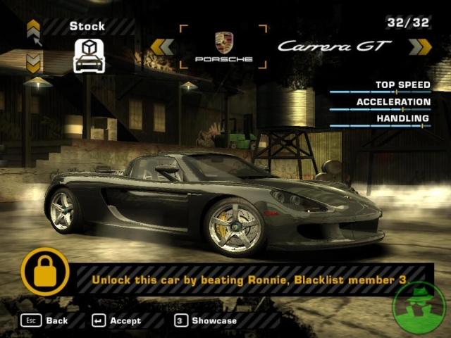 Need For Speed IX: Most Wanted Black Edition +Crack Descargar Gratis.