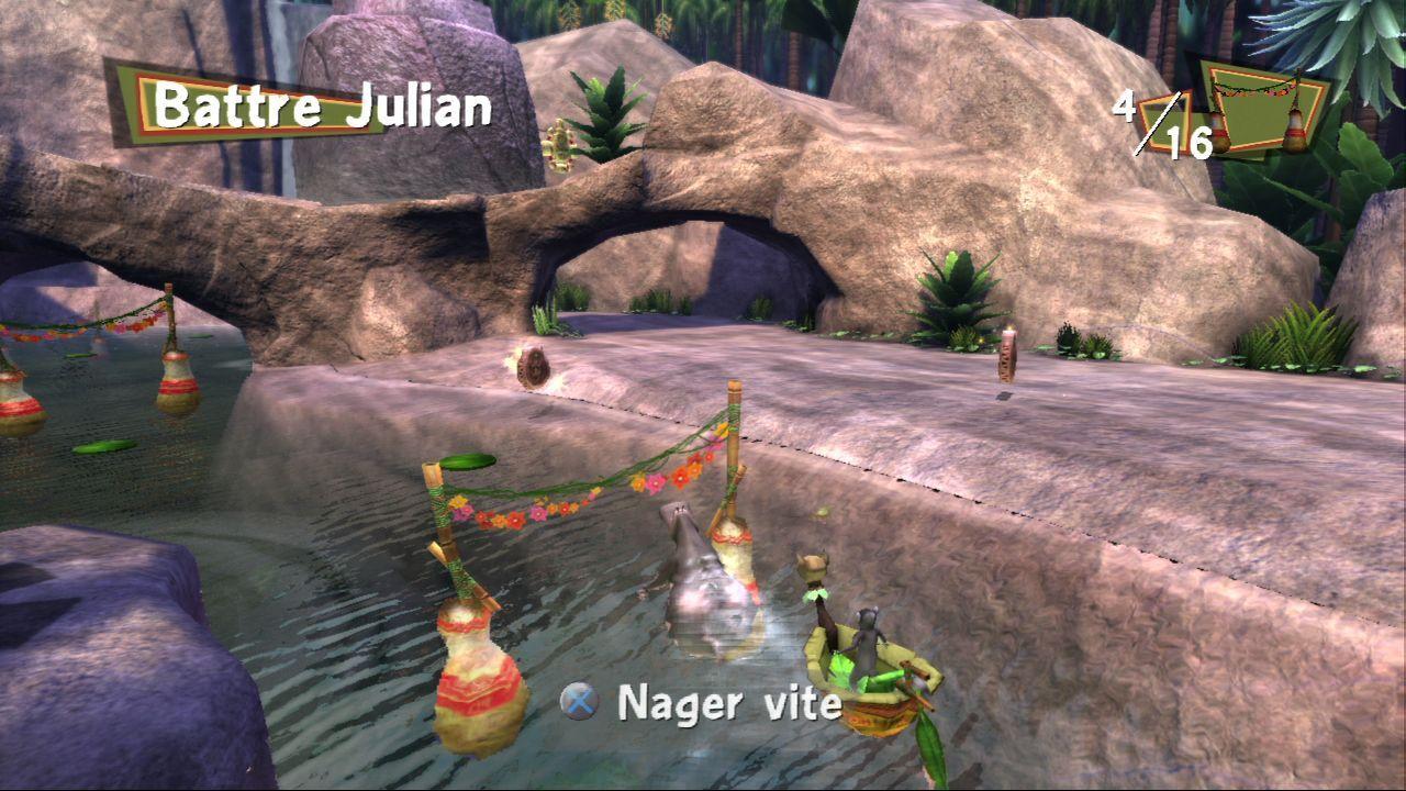 Jeu video Madagascar 2 sur PS3 2 images jaquette scans