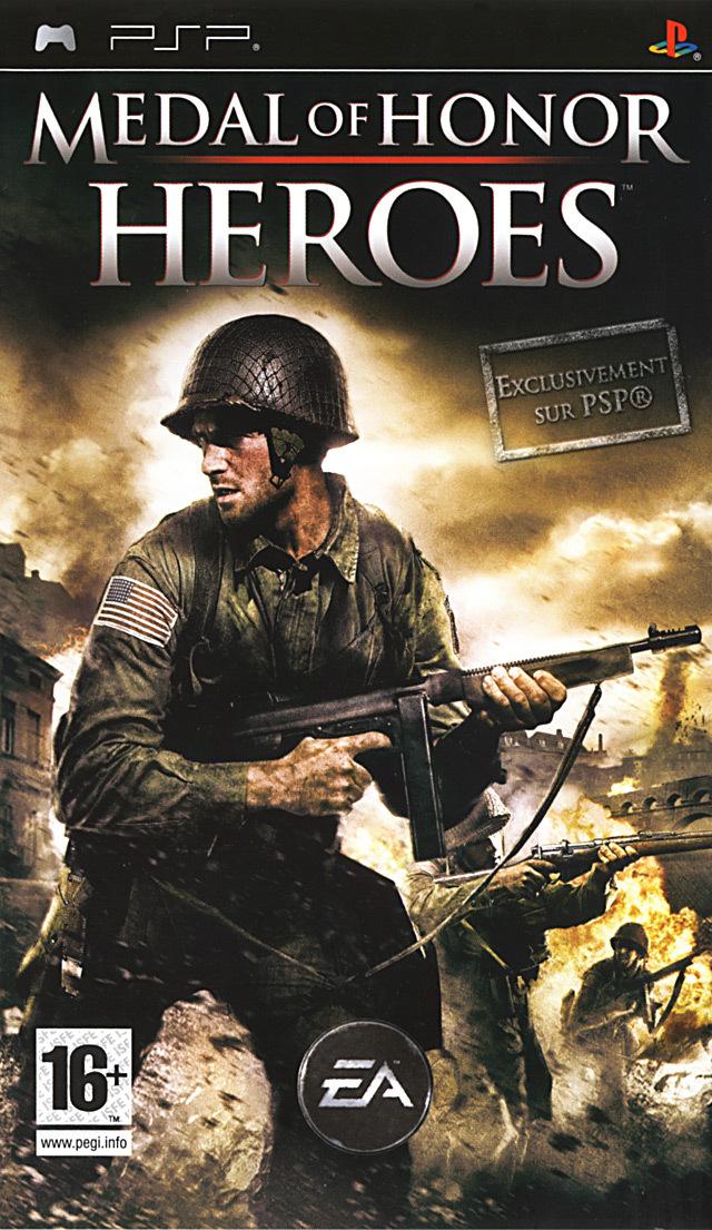 [Test] Medal of Honor Heroes 1 - 2006 - PSP 912