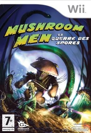 propos du Jeu Video Mushroom Men : La Guerre des Spores