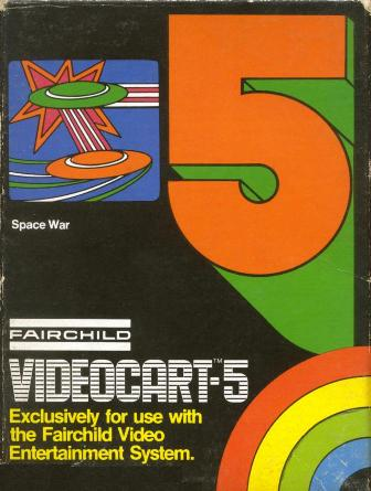 Videocart 05 : Space War