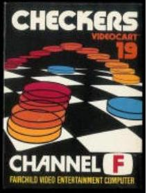 Videocart-19 : Checkers