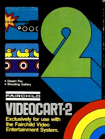 Videocart 02 : Desert Fox, Shooting Gallery