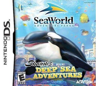 Shamu's Deep Sea Adventures DS