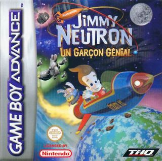 Jimmy Neutron : Un Garçon Génial GBA