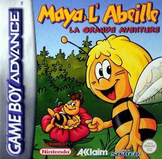 Maya l'Abeille : La Grande Aventure GBA