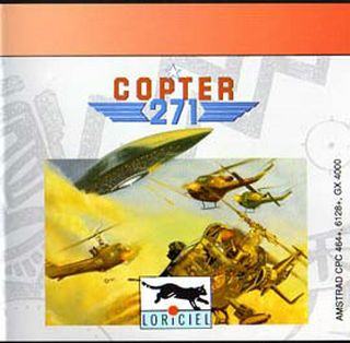 Copter 271 GX4000 5855